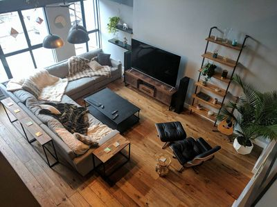 Photo for Luxury Loft in Downtown Vancouver