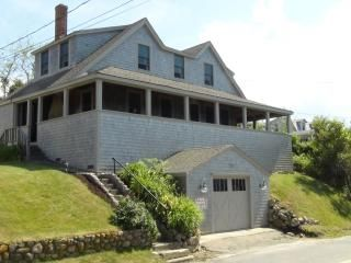 The Bradford House on Historic Manomet Point overlooking Cape Cod Bay