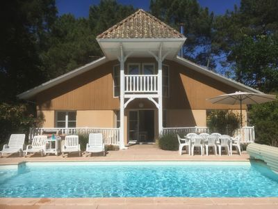 Photo for Vacation home Eden Club  in Lacanau, Gironde - 8 persons, 4 bedrooms