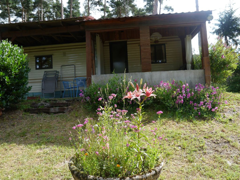 mobile home in the heart of cantal quiet vrbo