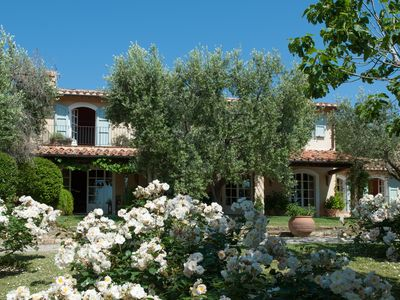 Photo for In Tuscany's Maremma, Superb Villa and Gardens Look to the Sea