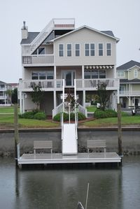 Photo for Canal Home, Family-Friendly  4 BDR/4 BA