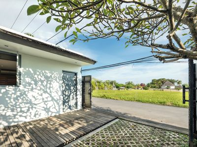 Photo for 3 BDR Villa in BERAWA, CANGGU Great location, close to Canggu station and Finns