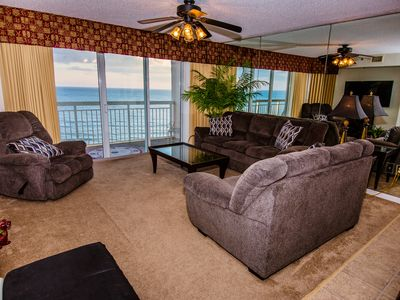 Photo for Crescent Shores-Beach Pools Relax Repeat, Amazing Oceanfront New Furnishings