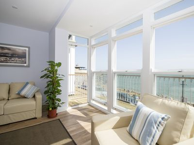 Photo for Perfect base with amazing seaviews - 15% FERRY DISCOUNT