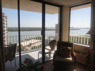 Photo for Beachfront Lovers Key Beach Club 1105  - Gorgeous water view!