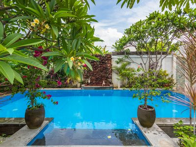 Photo for LUXURY COUPLES GETAWAY  2BR SANUR