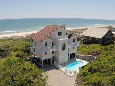 Photo for EXPERIENCE THE VACATION you and yours have been waiting for in this gulf front beach house