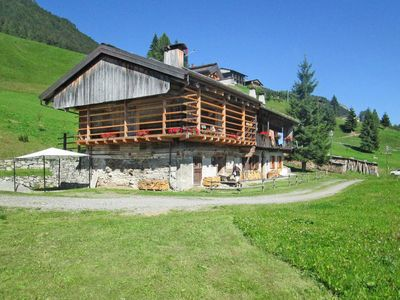 Photo for Vacation home Pan Frakasch (SUI310) in Sauris - 2 persons, 1 bedrooms