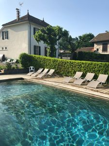 Photo for CHARMING  HOUSE WITH SUPERB SWIMMING POOL NEAR THE GRAND COLOMBIER.