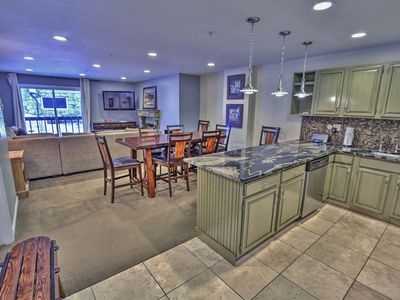 All the Style - Walk to Resort Location, Amenities