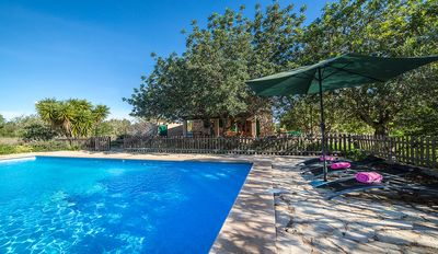Photo for Finca Tomeu with large pool, child safety lock and WLan