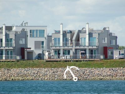 Photo for Luxury holiday home on the Baltic Sea with sea views, spa and 3 terraces