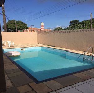 Photo for Pernambuco beach with pool and barbecue