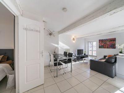 Photo for One bedroom in heart of Cannes