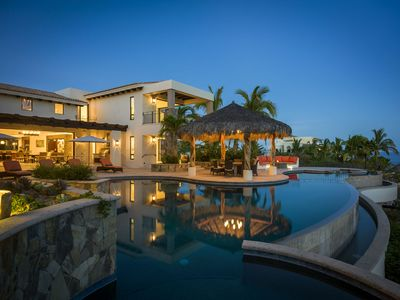 Photo for Spacious 5 BR Luxury Casa de Suenos w/ Private Pool, Ocean Views, WiFi + More!