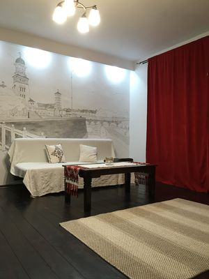 Photo for Medieval Central Apartment, the apartment with hand crafted objects