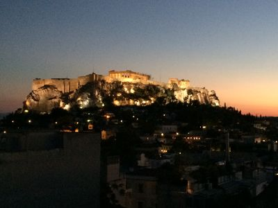 Photo for THE MOST BEAUTIFUL VIEW OF ATHENS