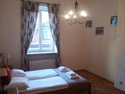 Photo for Silver II apartment in Nowe Miasto with WiFi.