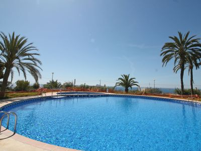 Photo for Ciudad Deportiva Benidorm Apartment, Sleeps 4 with Pool and WiFi