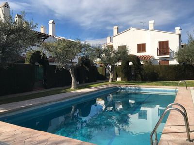 Photo for Mart La Dorada apartment in Cambrils with private parking & private terrace.