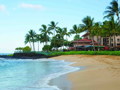 Photo for Marriott Waiohai Beach Club - 2 BR Sleeps 8 - Fri, Sat, or Sun For 7-Nights