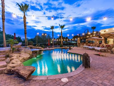 Photo for Oasis, Paradise Valley's One and Only - Private Luxury Resort Getaway