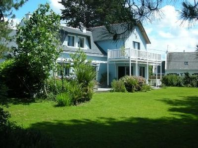 Photo for HOLIDAYS AT THE VILLA AIGUE MARINE IN A GREEN AND QUIET ENVIRONMENT