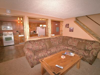 Photo for 2BR Townhome Vacation Rental in West Yellowstone, Montana