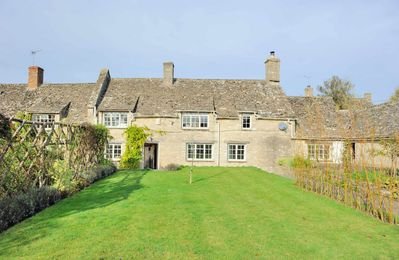 Photo for Holly Cottage is a beautiful Cotswold stone cottage, in the small village of Old Minster Lovell