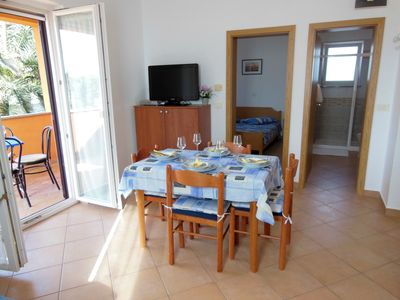 Photo for Apartment in Zambrattia, near the sea, garden, BBQ, WiFi, parking