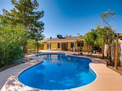 Photo for Lovely Four Bedroom Home with Pool & Hot Tab