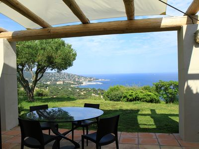 Photo for EXCEPTIONAL VIEW OF THE SEA - APARTMENT 75 M2 RENOVATED