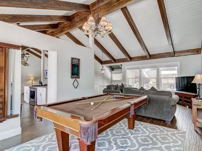 Photo for Lucerne Lake House with Private Dock, Game Room, Outdoor Hot Tub