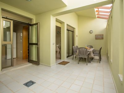 Photo for Modern duplex townhouse with 2 bedrooms, Wifi and garage next to the beach