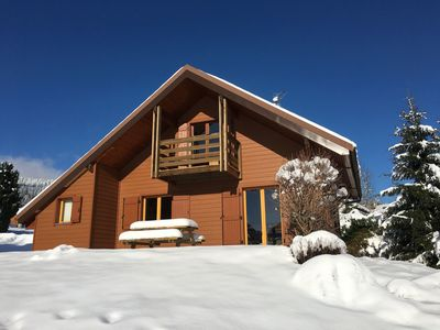 Photo for Charming lodge in a rural idyll – Chalet Sapin
