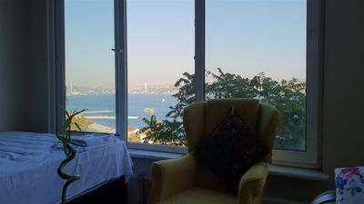 Photo for Cozy Flat With Great Bosphorus View in Cihangir/Taksim