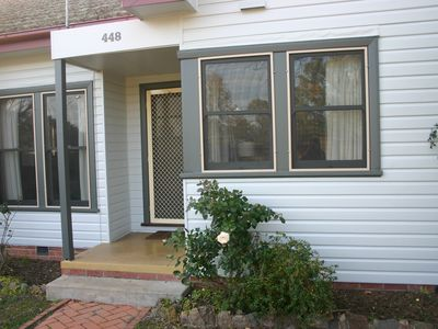 Photo for Banksia Cottage - An Old Charm Cottage that has been completely renovated