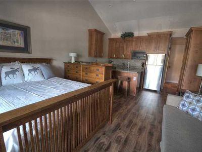 Photo for ALL NEW DwntwnParkCityStudio; Free Shuttle! HotTub - Pool - Pvt Wash/Dry (PC627)