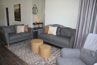 Luxury Furniture for you to Relax and Enjoy the Mountain Views!