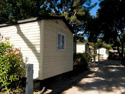 Photo for Camping Pascalounet ** - Bungalow 4 Rooms 6 People