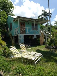 Photo for The Likkle Nature Queen Beach Cottage