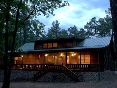 Photo for Lonestar Lodge - 4 bedrooms - sleeps 12