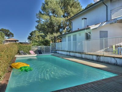 Photo for PYLA SUR MER - VILLA WITH SWIMMING POOL AND TENNIS COURT