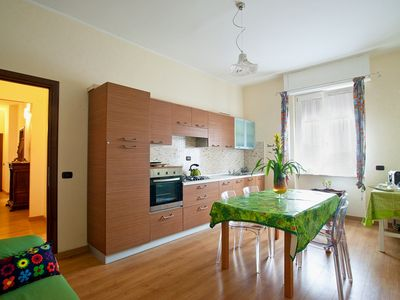 Photo for panoramic, bright, central apartment near the Vatican