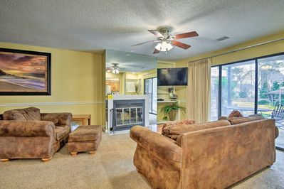 Enjoy the comforts of home in a prime location when you book this resort condo!