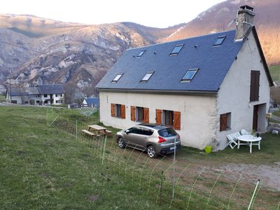 Photo for Pleasant family house 10 pers *** located 12km from La Mongie