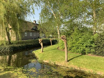 Photo for Luxery Lush Estate 15 min from Amsterdam city center
