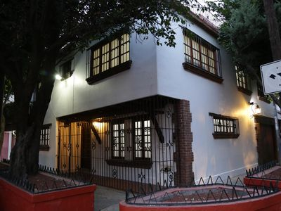 Photo for Magnificent colonial-style house in the heart of Coyoacan