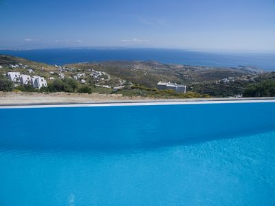 Photo for Detached house of 200sqm magnificent sea view with large private pool